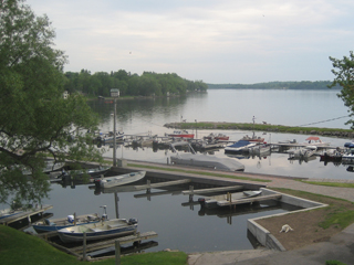 Rice lake ontario canada for Ontario canada fishing resorts